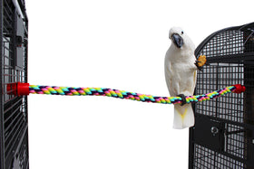Birds LOVE Cotton Rope Perch, 36