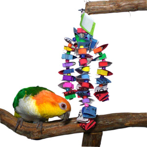 Graham's Quad Bird Toy