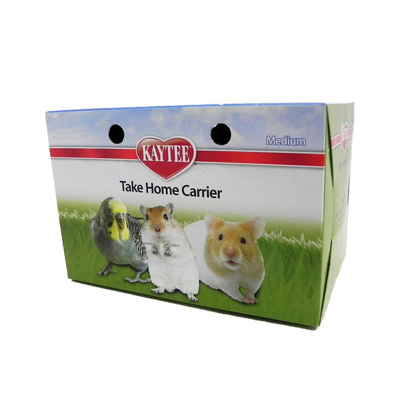 Bird Box Carriers, Medium cardboard