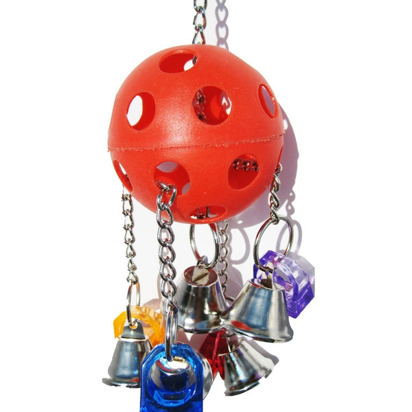 Plastic  Ball and Bells