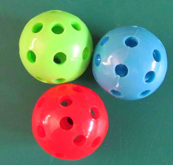 "Wiffle Ball, 3"" (3/pack)"