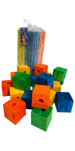 LG Wood Blocks 1inx1/2in 20pc