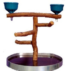 "Dragonwood Small Table Top Play Stand, 16"" x 16"""