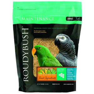 Roudybush Daily Maintenance Bird Food, Small, 10 lbs