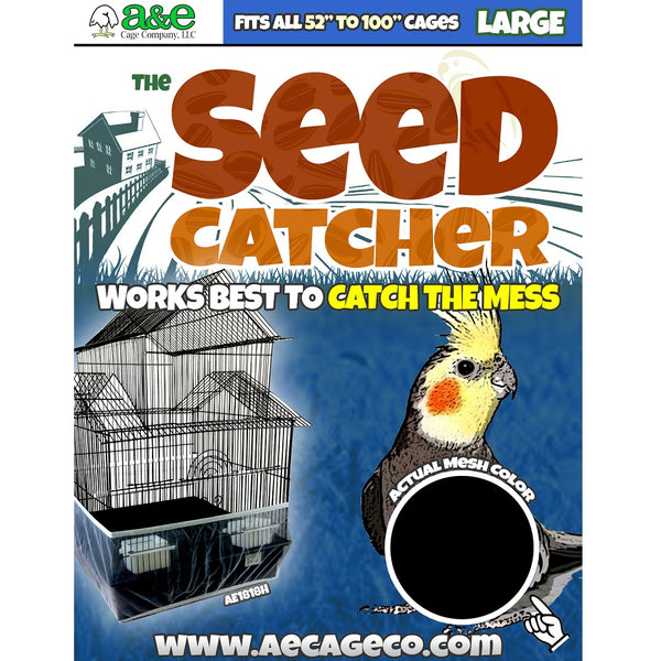 Large Seed Catcher 52