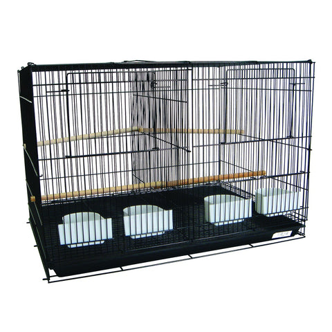 "24""x16"" Flight Cage, Black (6/pack)"