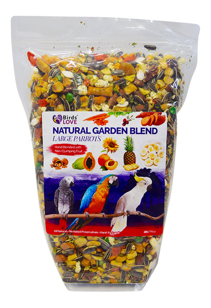 NATURAL GARDEN BLEND LARGE, 2LB