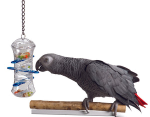 Push and Pull Pet Feeder