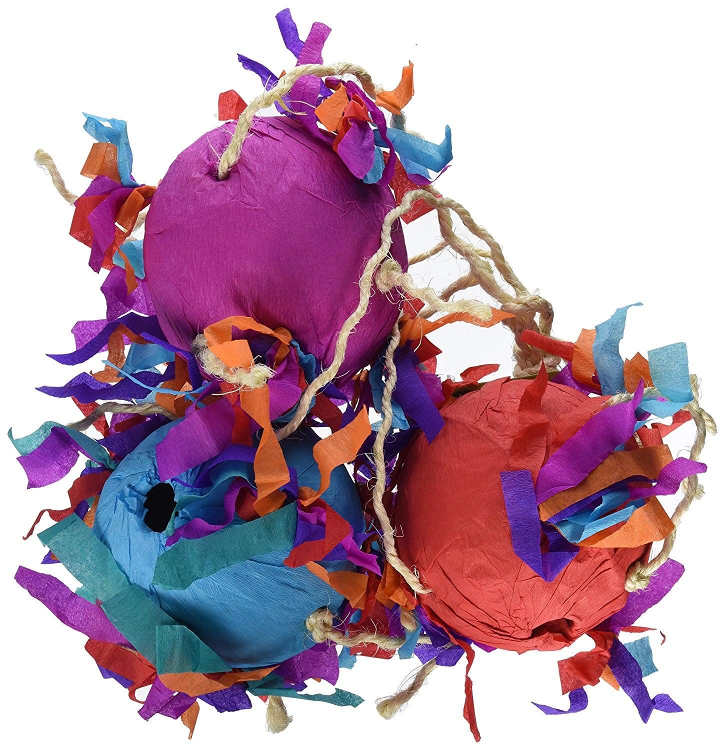 Nature's Instinct Foragewise Party Ball 4-Inch Cluster