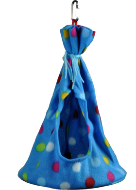 FLEECE TEEPEE LARGE