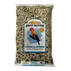 Sweet Harvest Conure and Lovebird 2lb