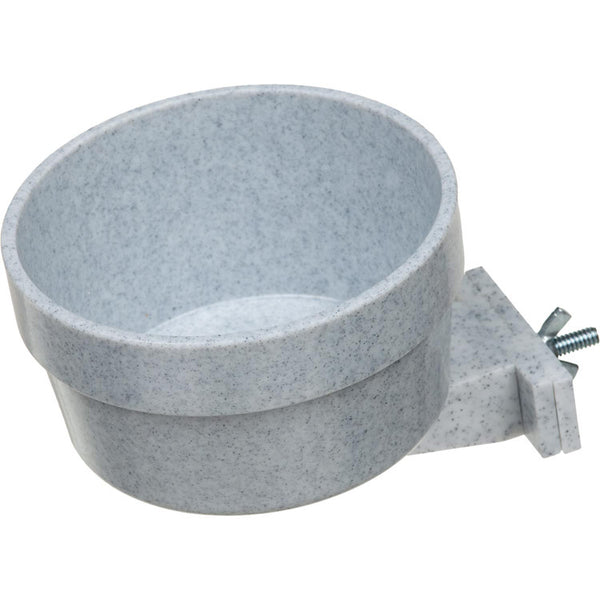 Lixit Quick Lock Crock 20oz Granite