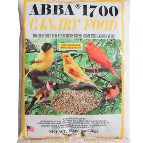 ABBA 1700 Canary Food, 2lb
