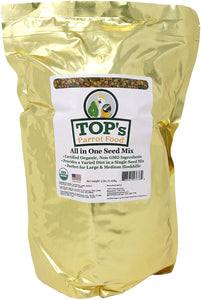 TOP's All-in-One Seed Mix, 5 lb