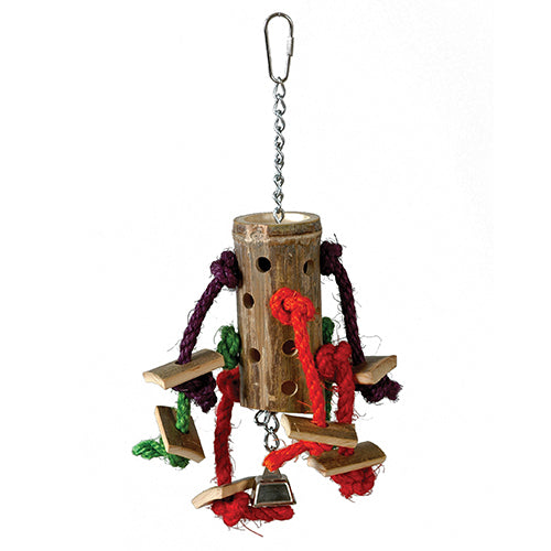 Bamboo Spider Pet Toy