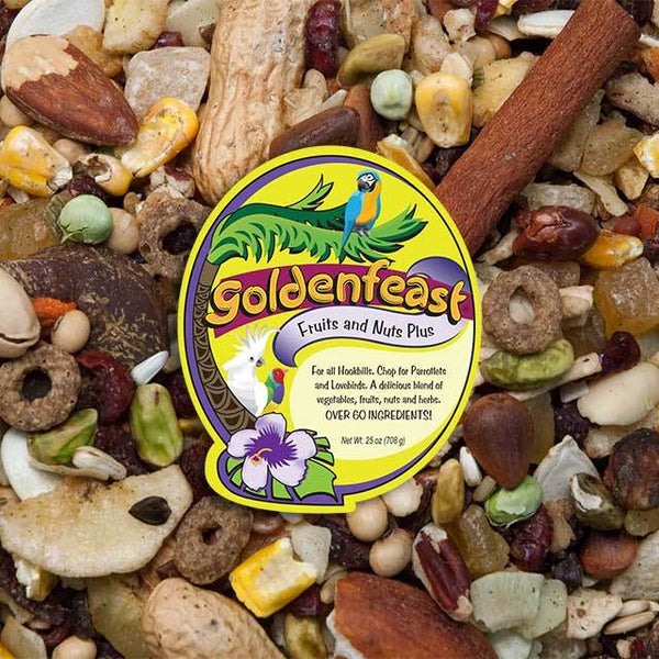 Goldenfeast Fruits & Nuts Plus 11lb