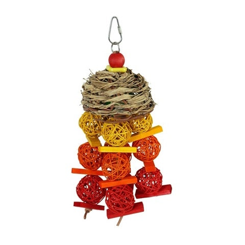 Multi Crunch Bird Toy