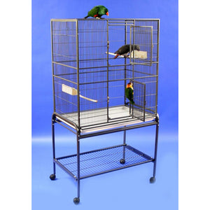 "32""x21"" Flight Cage, White"