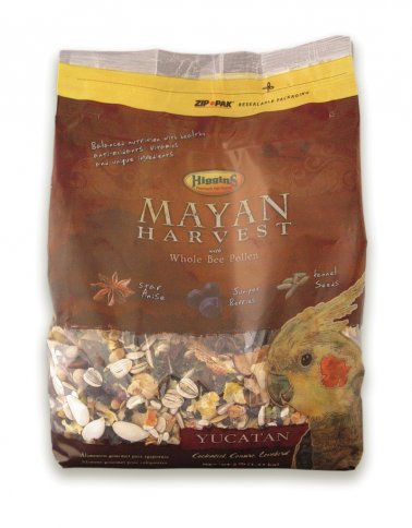 Higgins Mayan Harvest Yucatan Blend with Bee Pollen, 3lb