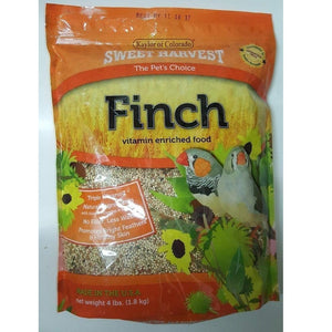 Sweet Harvest Finch 4lb
