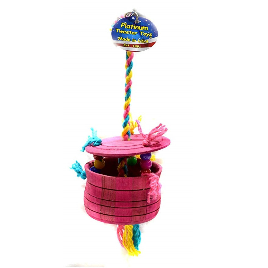 Party Time Forager Bird Toy