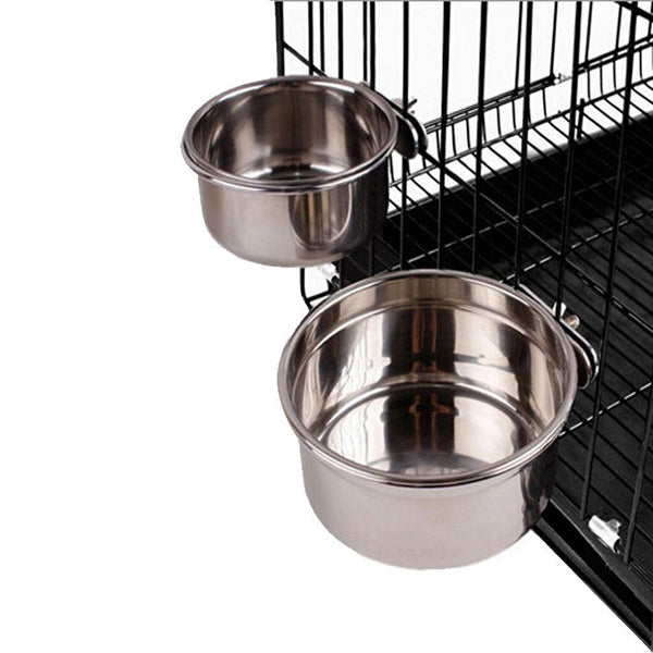 Stainless Coop Cup with Clamp 20oz HQ