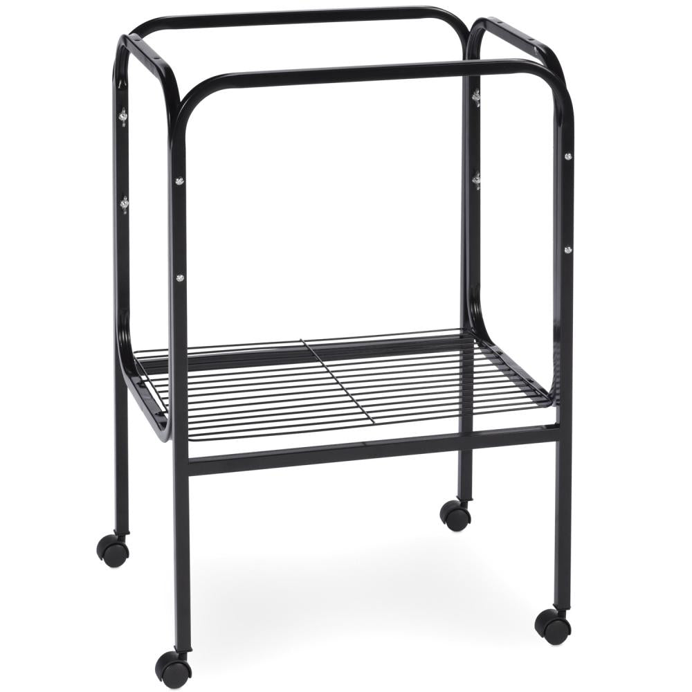 Bird Cage Stand with Castors for 18-Inch Diameter Base