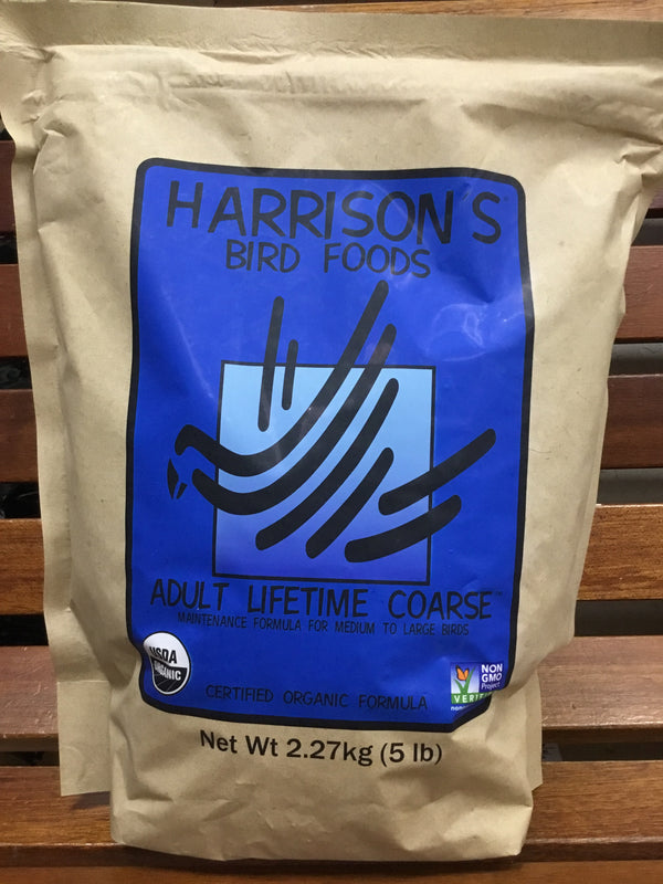 Harrison's Adult Lifetime Coarse, 5 lbs