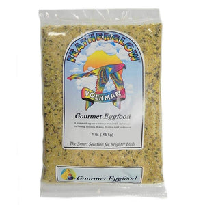 Volkman Featherglow Gourmet Eggfood, 1 lb