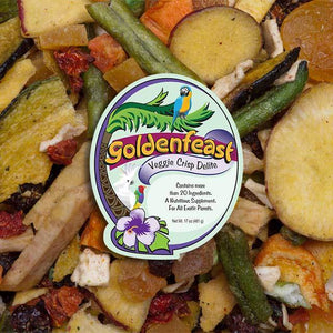 Goldenfeast Veggie Crisp Delight, 17 oz