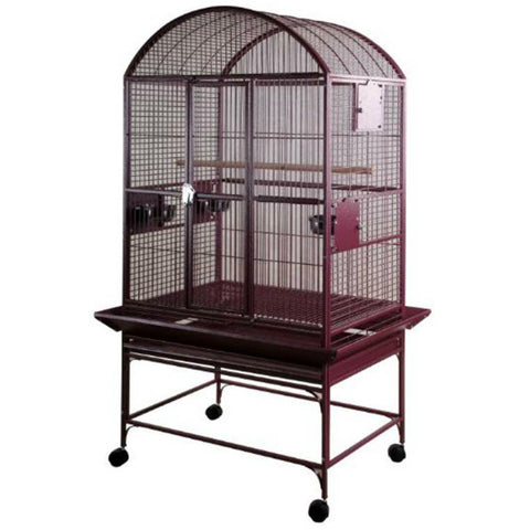 "32""x23"" Dometop Cage, Bronze"