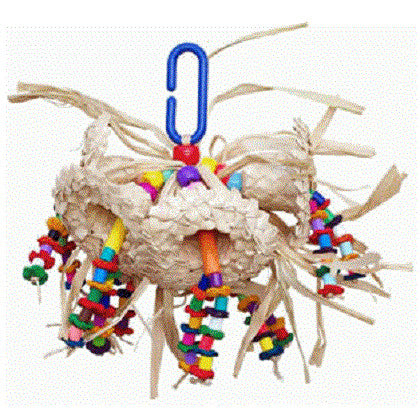 Molly's Bird Toys Coco Clusters