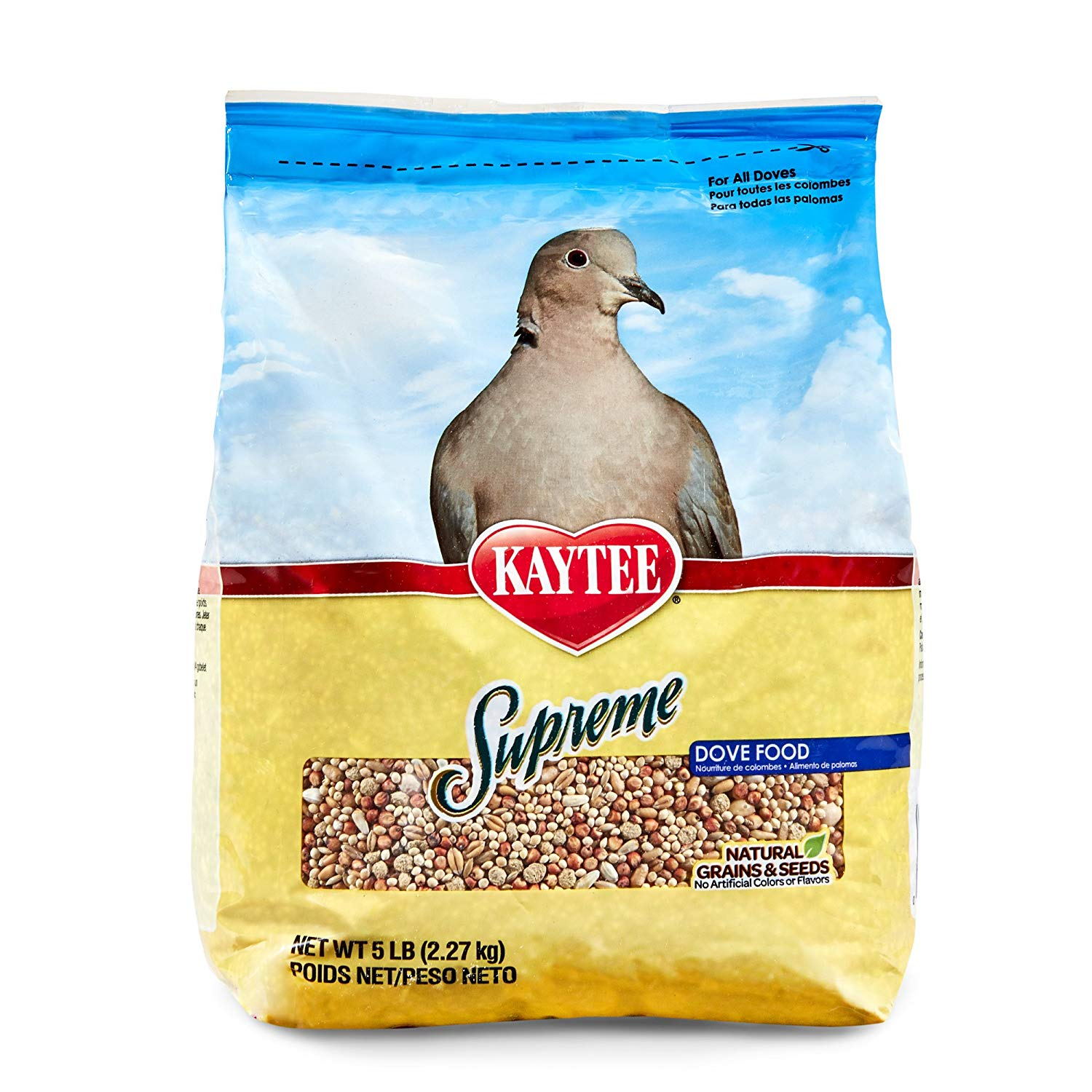 Kaytee Supreme Dove Food, 5 lbs