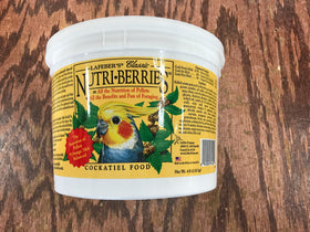 4# COCKATIEL NUTRI-BERRIES CLASSIC
