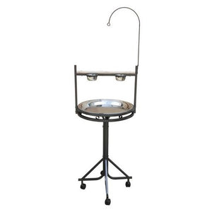 HQ Bird Playstand, White