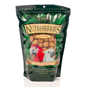 Lafeber's Nutri-Berries Tropical Fruit Macaw 3lb