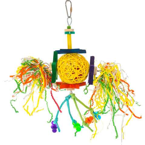 Birds LOVE Starry Mess Bird Toy