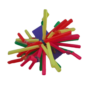 Supernova Wood and Rope Parrot Toy