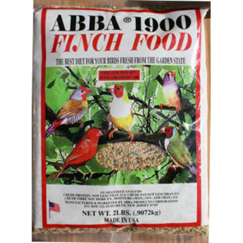 ABBA 1900 Finch Food 2lb
