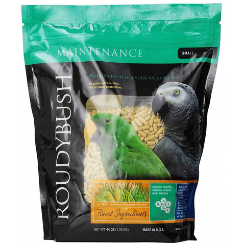 Roudybush Daily Maintenance Bird Food Small 44oz