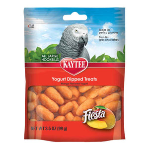 Kaytee Fiesta Fiesta Yogurt Dipped Treats - Mango, 3.5 oz