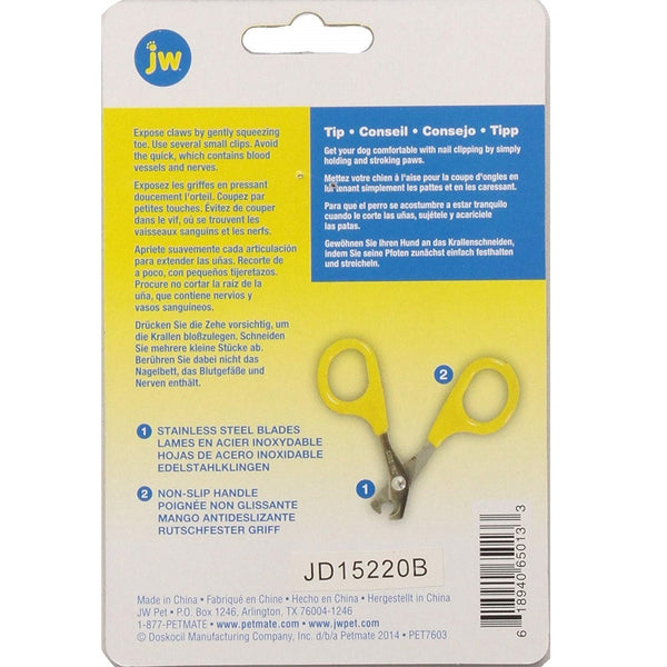 JW Pet GripSoft Small Pet Nail Clipper
