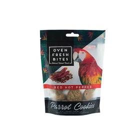 Baked Birdie Red Hot Pepper Bird Treats, 4 oz