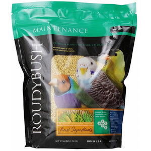 Roudybush Daily Maintenance Bird Food, Nibles, 44oz