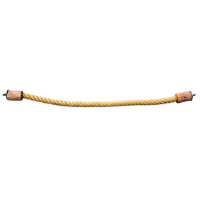 Sisal Rope Perch, 1.25