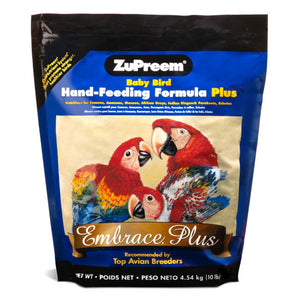 Embrace Plus Hand Feeding Formula 10lb