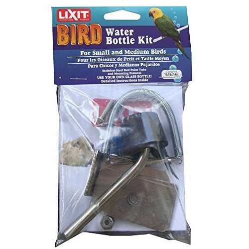 Lixit Recycles Beverage Water Bottle Kit 5/16
