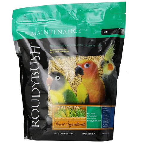 Roudybush Daily Maintenance Bird Food Mini 44oz