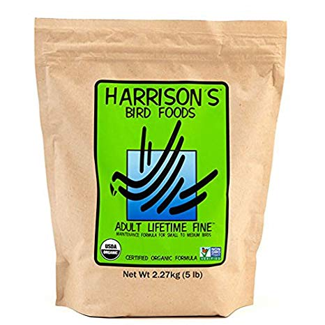 Harrison's Adult Lifetime Fine Bird Food 5lb