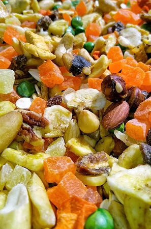 Parrot Fruit & Nut Mix 12lb